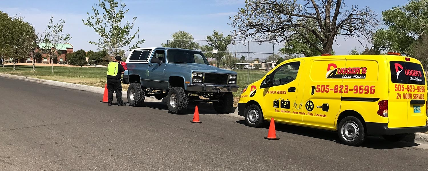 Out Of Gas Emergency Fuel Delivery Service Albuquerque Nm