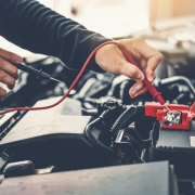 Car battery trouble - problem solved